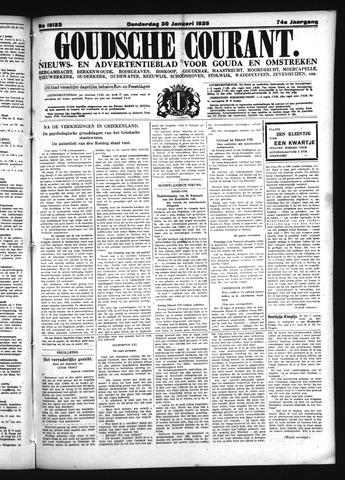 Goudsche Courant 1936-01-30