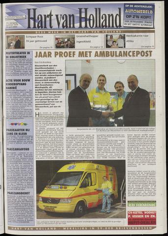 Hart van Holland 2003-04-16
