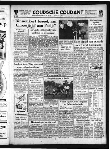 Goudsche Courant 1959-10-22