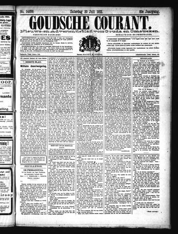 Goudsche Courant 1921-07-30