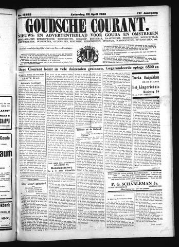 Goudsche Courant 1933-04-29