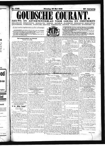 Goudsche Courant 1930-05-20
