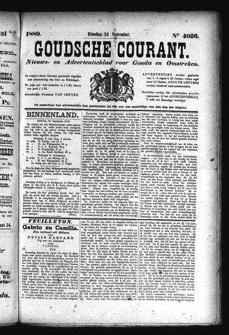 Goudsche Courant 1889-09-24