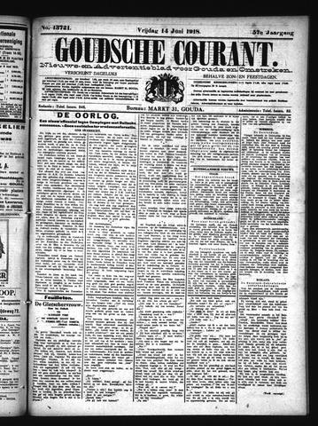 Goudsche Courant 1918-06-14