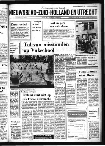 Schoonhovensche Courant 1976-08-25