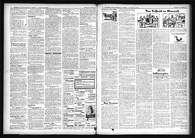 Schoonhovensche Courant 1948-10-20