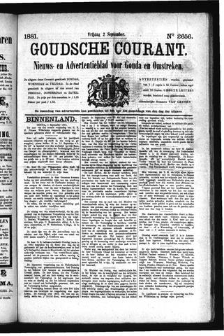 Goudsche Courant 1881-09-02