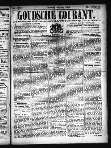 Goudsche Courant 1917-06-30