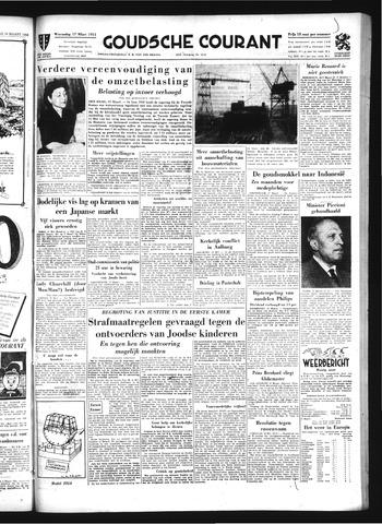 Goudsche Courant 1954-03-17