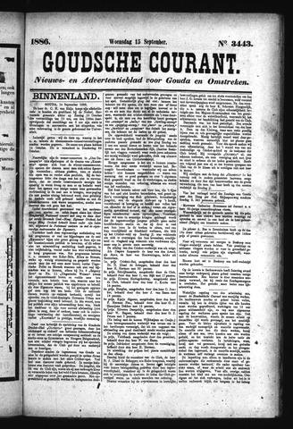 Goudsche Courant 1886-09-15