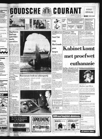 Goudsche Courant 1986-01-18