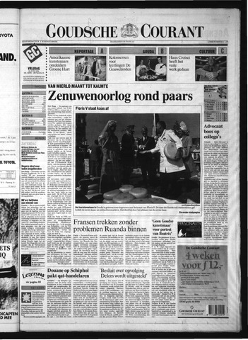 Goudsche Courant 1994-06-24