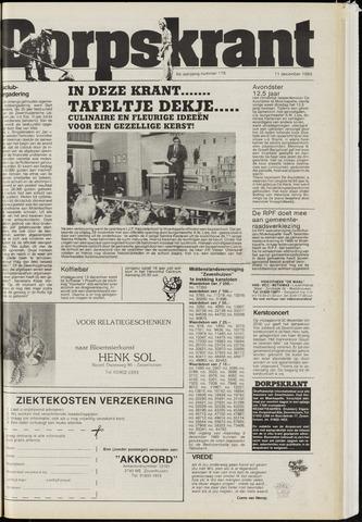 Dorpskrant 1985-12-11