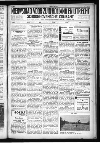 Schoonhovensche Courant 1931-05-01