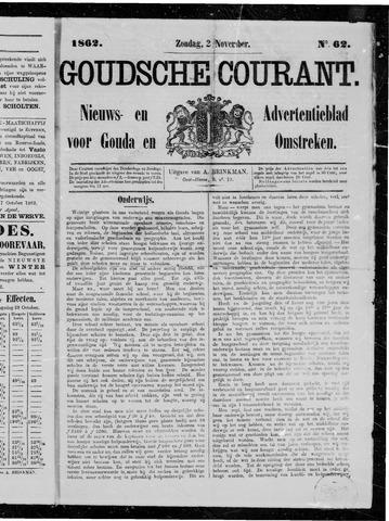 Goudsche Courant 1862-11-02