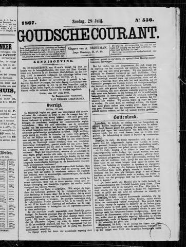 Goudsche Courant 1867-07-28