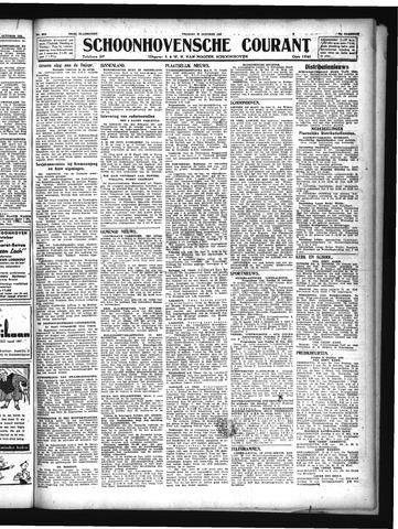 Schoonhovensche Courant 1943-10-22