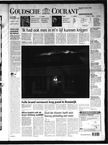 Goudsche Courant 2004-01-12