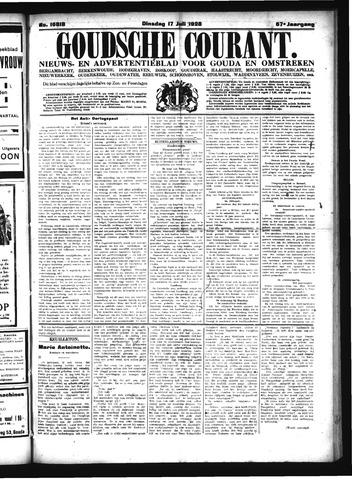 Goudsche Courant 1928-07-17