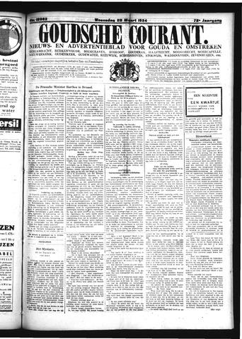 Goudsche Courant 1934-03-28