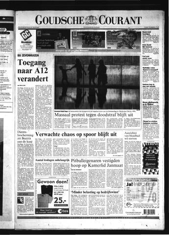 Goudsche Courant 2001-06-11