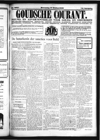 Goudsche Courant 1935-10-16