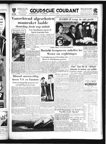 Goudsche Courant 1958-11-08