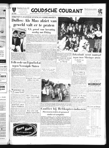 Goudsche Courant 1958-09-10