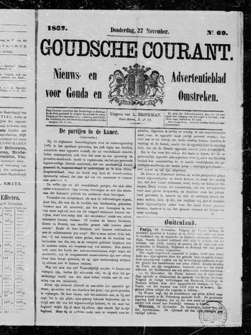 Goudsche Courant 1862-11-27