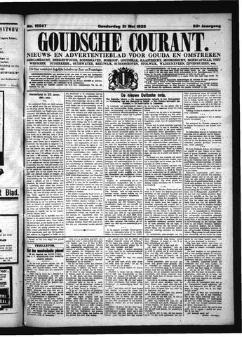 Goudsche Courant 1923-05-31