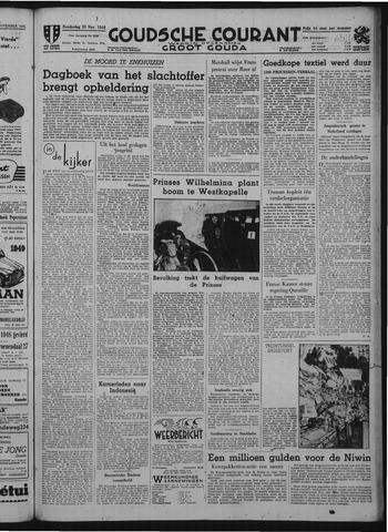 Goudsche Courant 1948-11-25