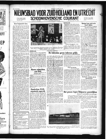 Schoonhovensche Courant 1949-02-23