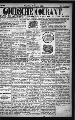 Goudsche Courant 1922-10-04