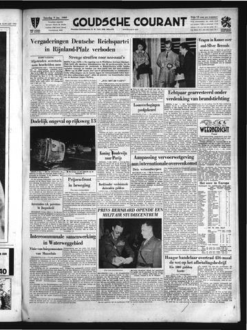 Goudsche Courant 1960-01-09