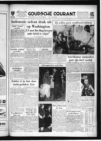 Goudsche Courant 1962-01-27