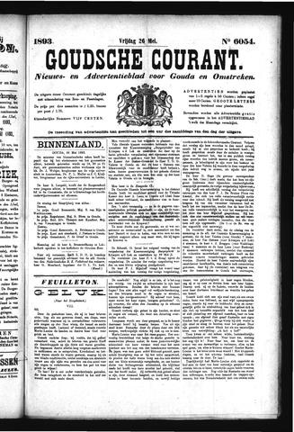 Goudsche Courant 1893-05-26