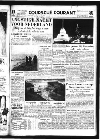 Goudsche Courant 1954-12-24