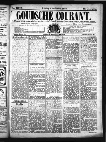 Goudsche Courant 1912-11-01