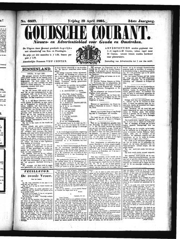 Goudsche Courant 1895-04-19