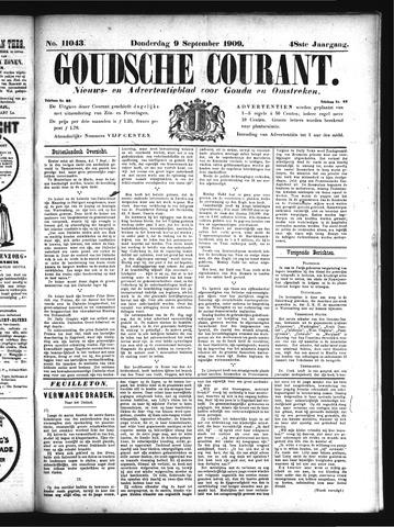 Goudsche Courant 1909-09-09