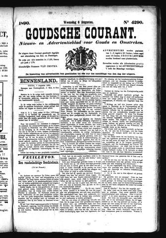 Goudsche Courant 1890-08-06
