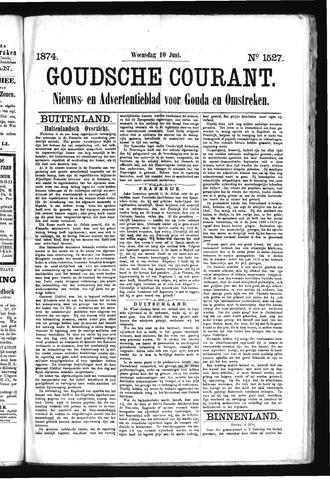 Goudsche Courant 1874-06-10