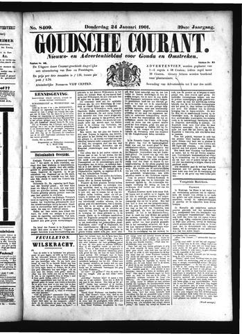 Goudsche Courant 1901-01-24