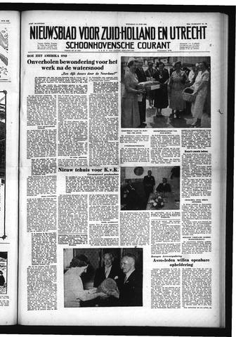 Schoonhovensche Courant 1953-06-10