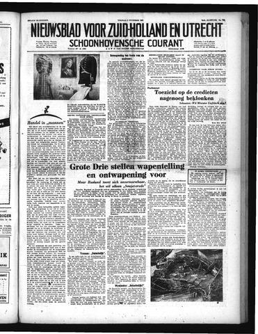 Schoonhovensche Courant 1951-11-09