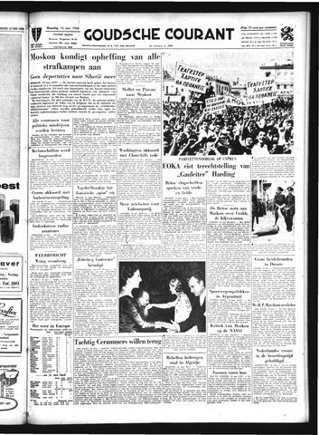 Goudsche Courant 1956-05-14
