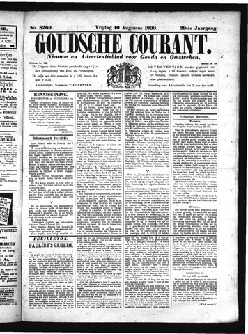 Goudsche Courant 1900-08-10