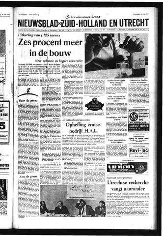 Schoonhovensche Courant 1971-05-26