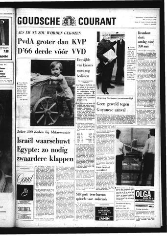 Goudsche Courant 1969-09-10