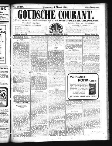 Goudsche Courant 1914-03-04